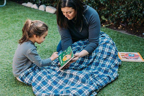 Weighted Blankets for children with anxiety