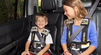 RideSafer travel car seat @Safe Ride 4 Kids