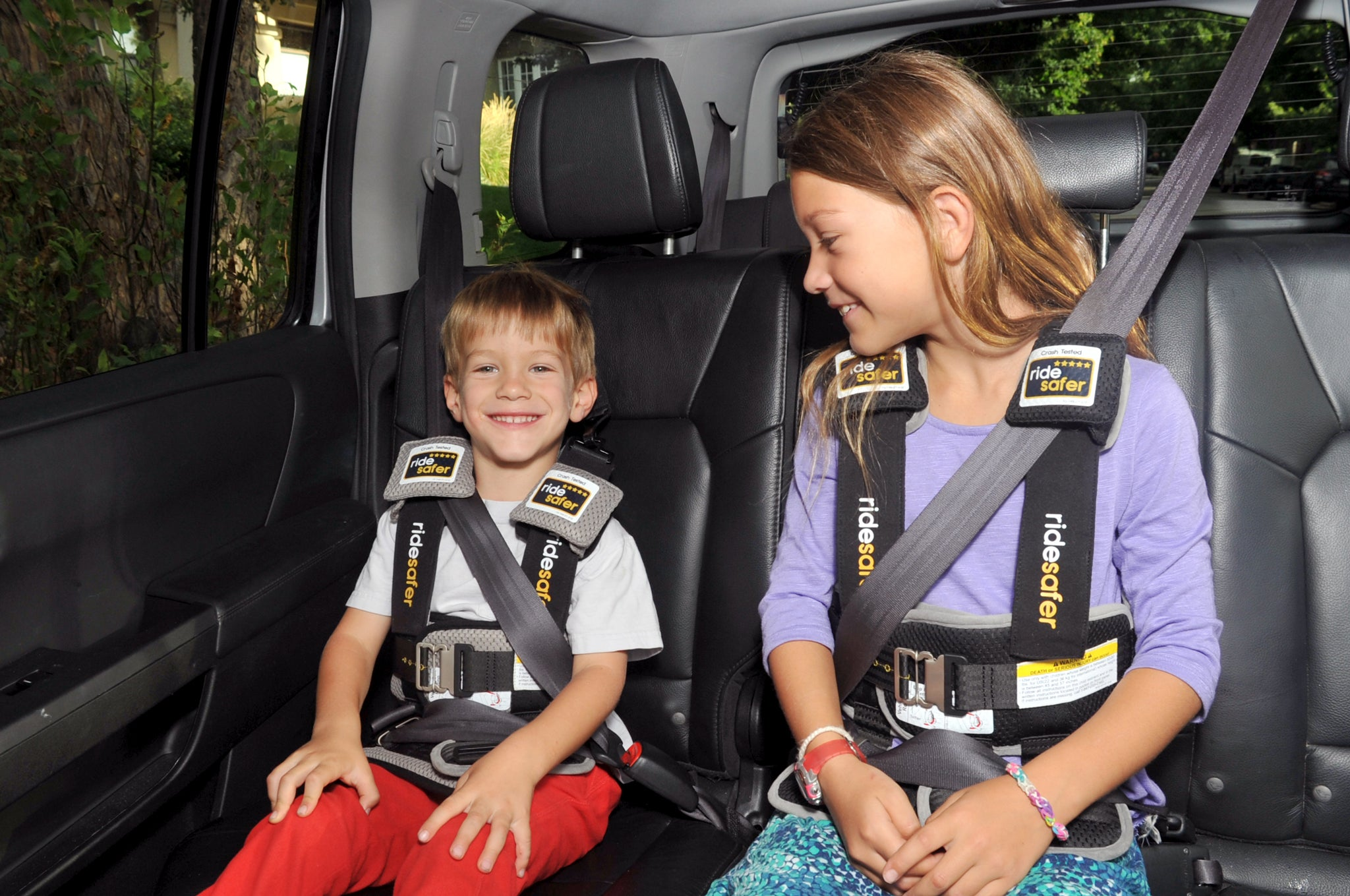 RideSafer best travel car seat