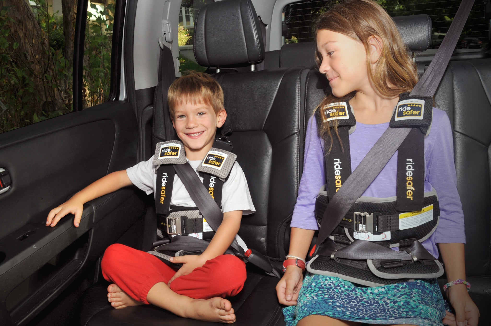 safe rider travel vest car seat