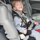 Delighter Booster seat with RideSafer vest