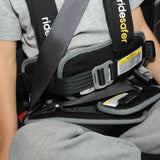 ridesafer vest travel car seat lap belt