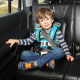 3.5 year old in ridesafer travel vest