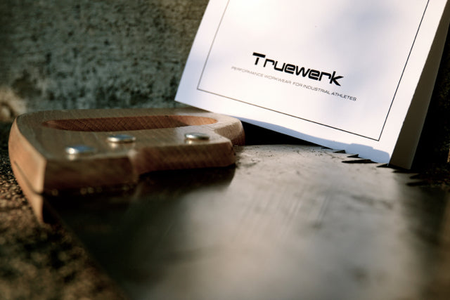 Saw and Truewerk Card