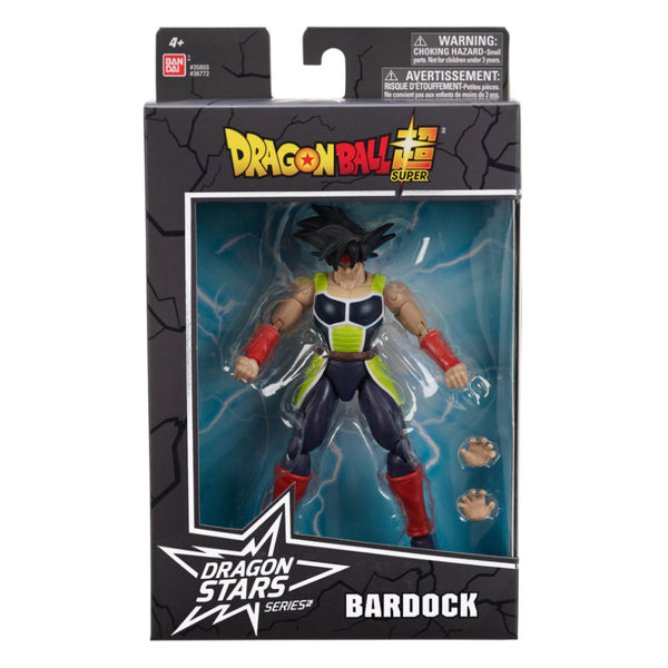 DRAGON BALL SUPER FIGURA LEGENDARIA - BARDOCK 35855