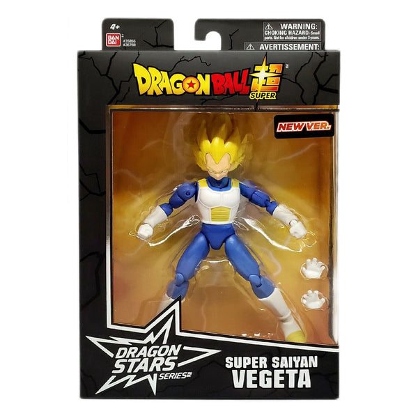 DRAGON BALL SUPER FIGURA LEGENDARIA - SUPER SAIYAN VEGETA 35855