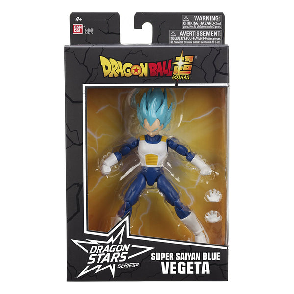 DRAGON BALL SUPER FIGURA LEGENDARIA - SUPER SAIYAN BLUE VEGETA 35855