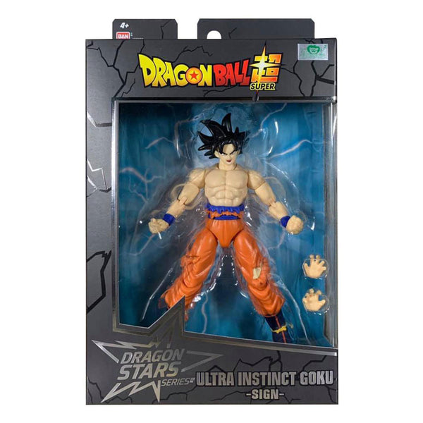DRAGON BALL SUPER FIGURA LEGENDARIA - ULTRA INSTINCT GOKU -SIGN- 35855