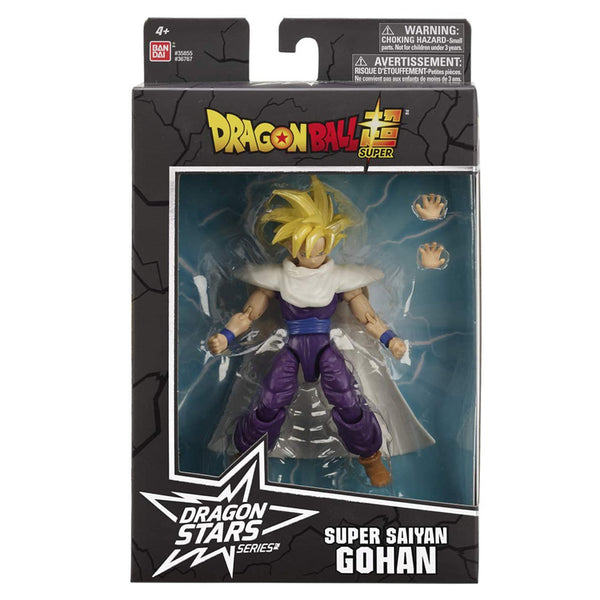 DRAGON BALL SUPER FIGURA LEGENDARIA - SUPER SAIYAN GOHAN 35855