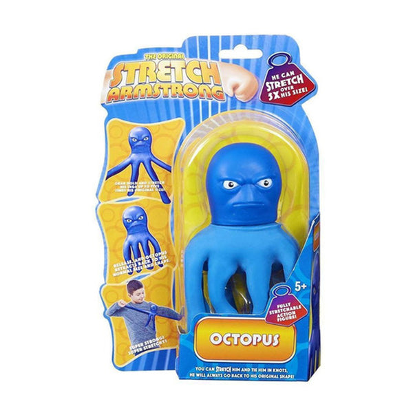THE STRETCH ARMSTRONG - OCTUPUS AZUL 84857
