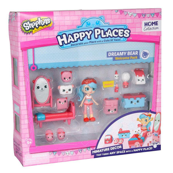 HAPPY PLACES T1 WELCOME PACK