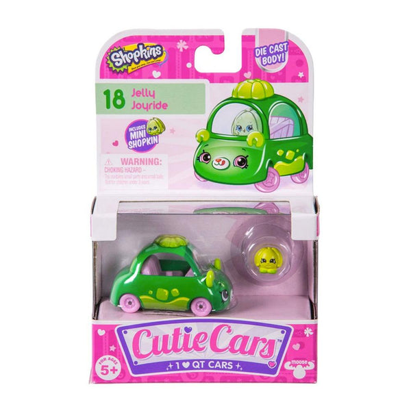 SHOPKINS CUTIE CARS VERDE 80278