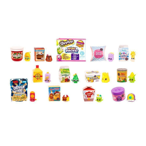 SHOPKINS SMALL MART MEGA PACK 80782