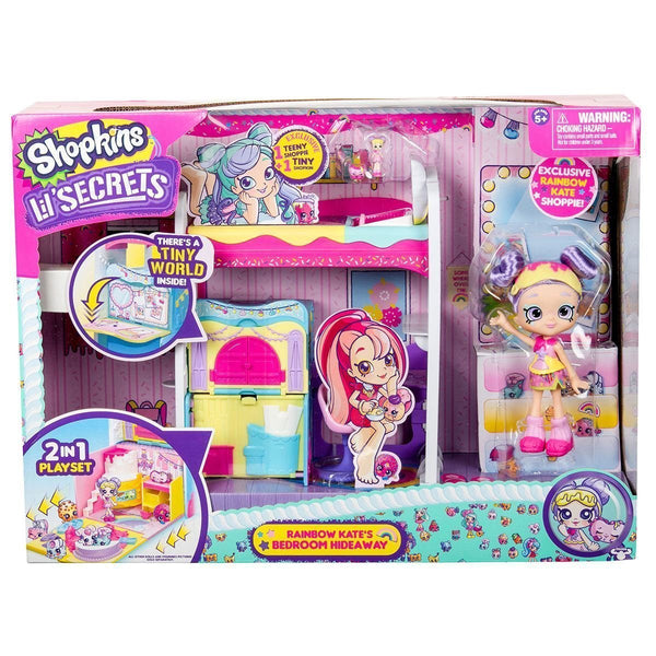 SHOPKINS LS T1 PLAYET LITERA 80904