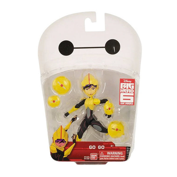 BIG HERO 6 FIGURAS DE ACCION - GO GO 41275