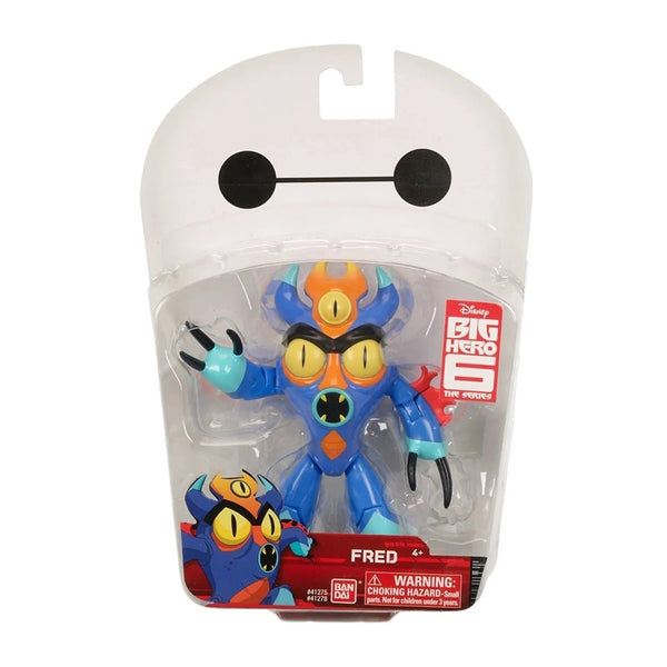 BIG HERO 6 FIGURAS DE ACCION - FRED 41275