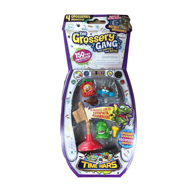 GROSSERY GANG T5 REGULAR PK - ROJO 80748