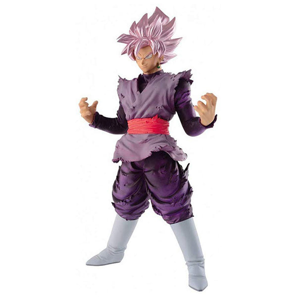 BANPRESTO DRAGON BALL SUPER - BLOOD OF SAIYANS - SUPER SAIYAN ROSE