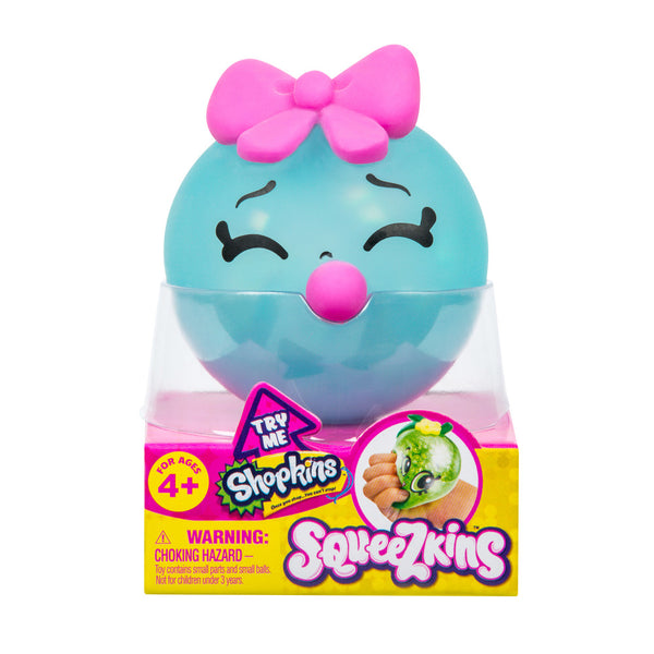 SHOPKINS SQUEEZKINS SURPRISE - AZUL 81621
