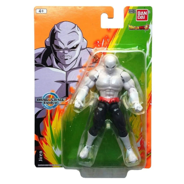 "DRAGON BALL SUPER FIGURA DE ACCION 5"" JIREN 36270"