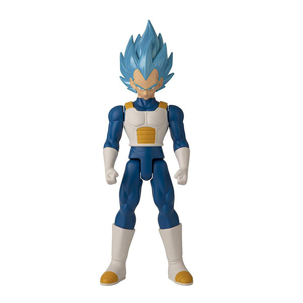 "DRAGON BALL SUPER FIGURA LIMIT BREAKER 12"" - SUPER SAIYAN BLUE VEGETA"