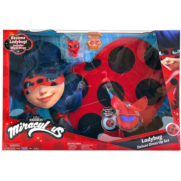 ROLEPLAY MIRACULOUS DELUXE 86434