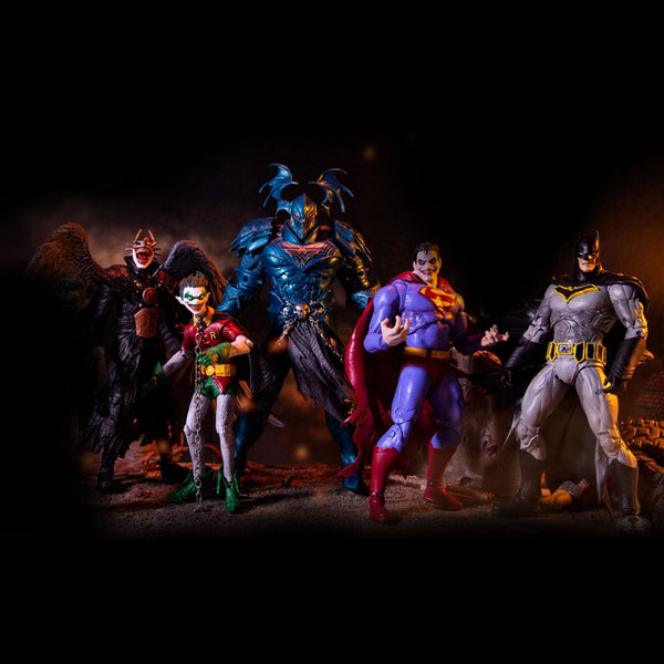 Bundle McFarlane DC Multiverse Dark Nights: Metal - Merciless BAF 86378