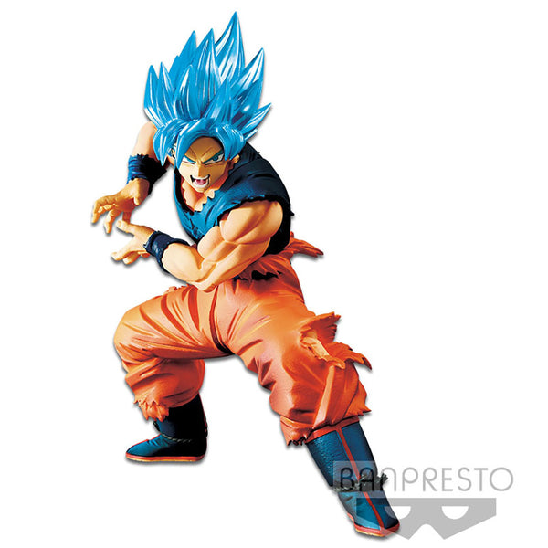 Banpresto Dragon Ball Super Saiyan Blue Goku Kame Hame Ha 20721