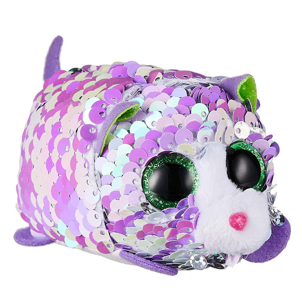 LILAC - SEQUIN PURPLE CAT TTY 42408