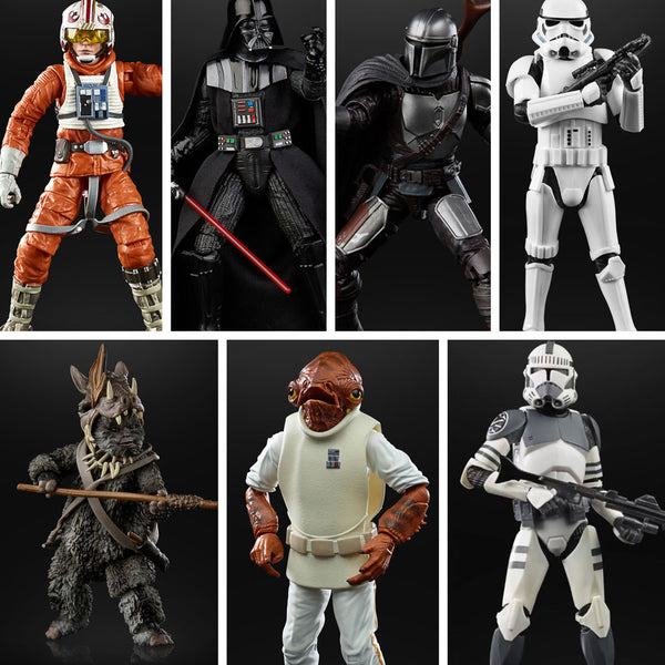 Bundle Star Wars The Black Series E8908