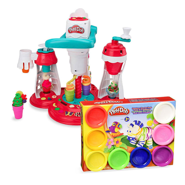 BUNDLE DELICIAS HELADAS PLAY-DOH