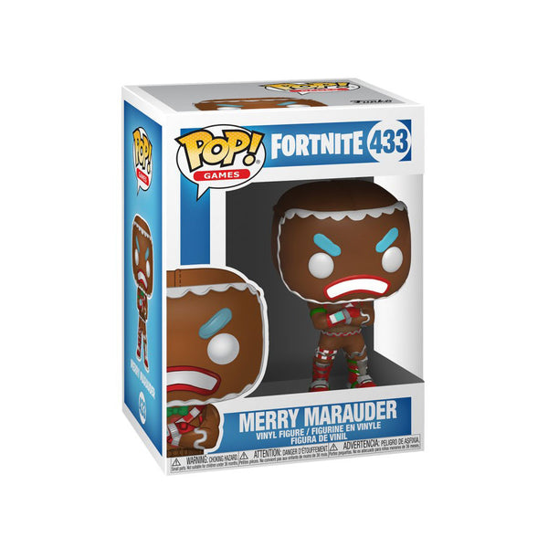 FUNKO FORTNITE - MERRY MARAUDER