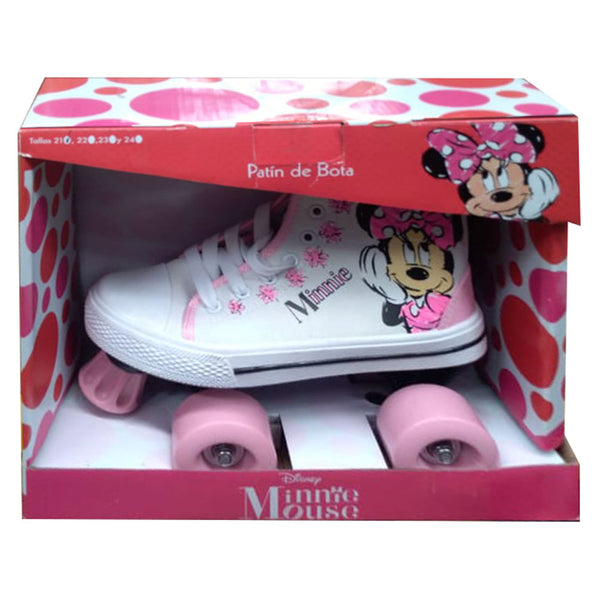 PATIN DE BOTA MINNIE T21 71208