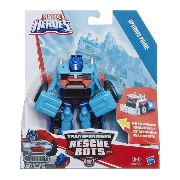 PSH TRANSFORMERS RESCUE BOT - OPTIMUS PRIME