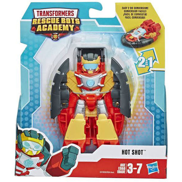 PSH TRANSFORMERS RESCUE BOT - HOT SHOT