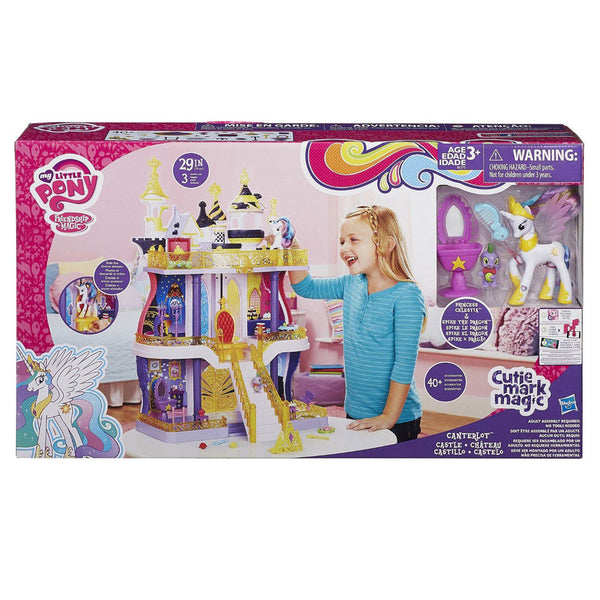 MY LITTLE PONY CASTILLO CUTIE MARK MAGIC B1373