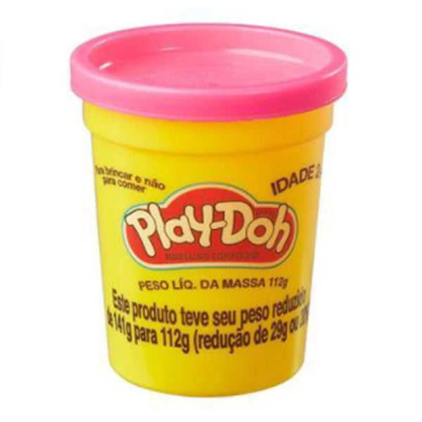 PLAY-DOH ONE PACK - ROSA FLUORESCENTE B6756