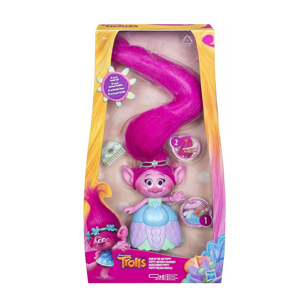 TROLLS POPPY CABELLO MUSICAL C1305