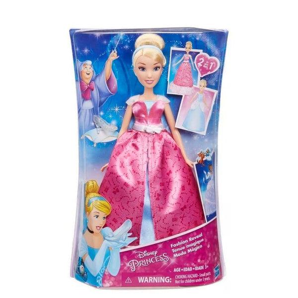 DISNEY PRINCESS FASHION DOLL - CINDERELLA C0544