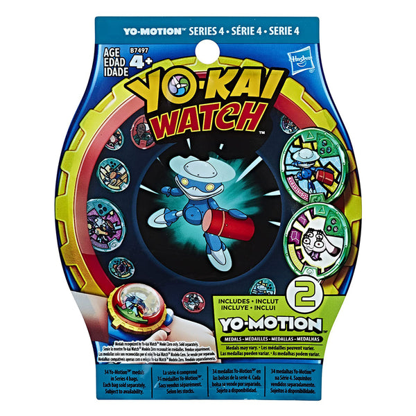 MEDALLAS YOKAI BLIND BAG B7497