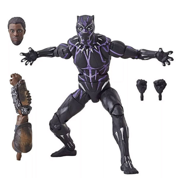 "MARVEL LEGENDS BLACK PANTHER 6"" E1562"