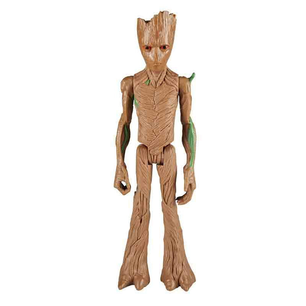 MARVEL INFINITY WAR TITAN HERO SERIES GROOT CON TITAN HERO POWER FX PUERTO