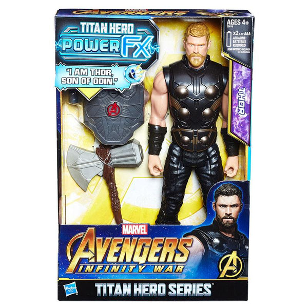 AVN 12 TITAN HERO POWER FX THOR