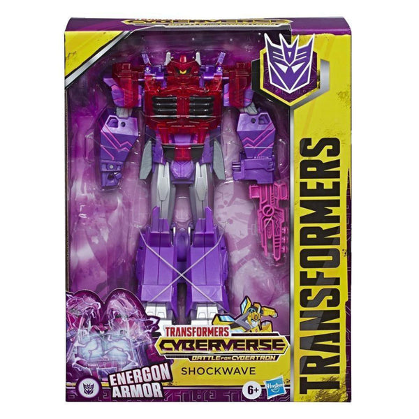 TRANSFORMERS - SHOCKWAVE E1885