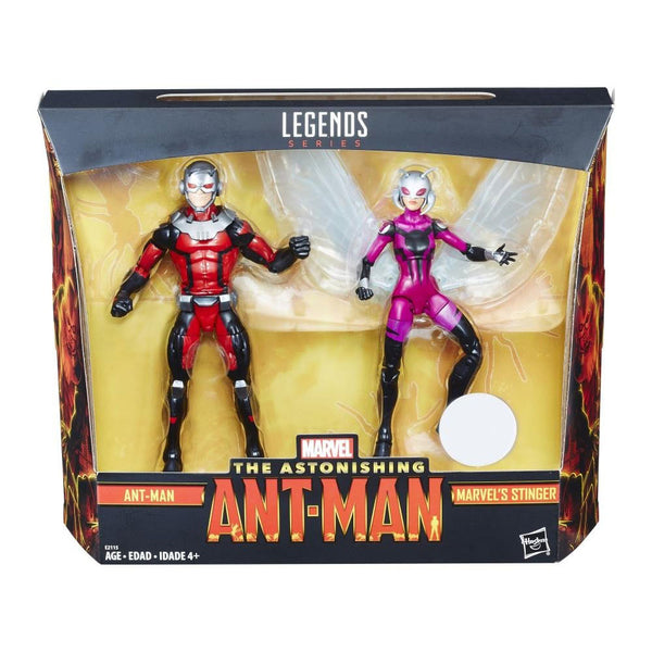 THE ASTONISHING ANT-MAN & WASP TWO PACK