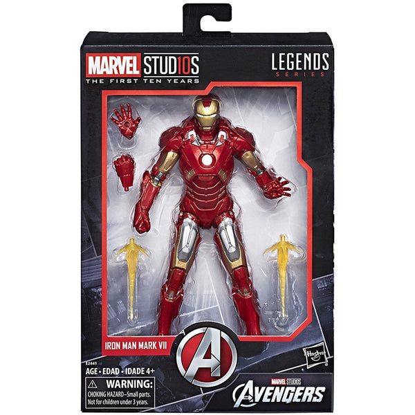 MVL IRON MAN MARK VII