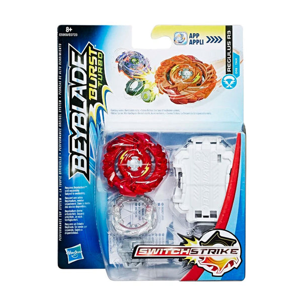 BEYBLADE BURST TURBO SWITCH STRIKE - REGULUS E0723