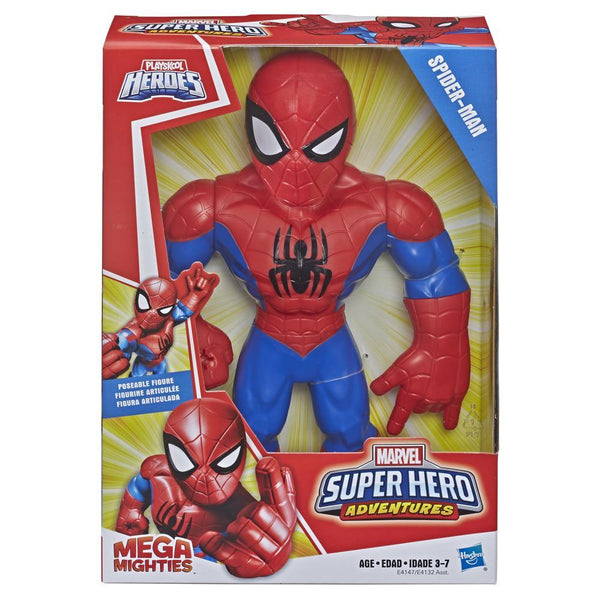PLAYSKOOL MEGA MIGHTIES SPIDER-MAN
