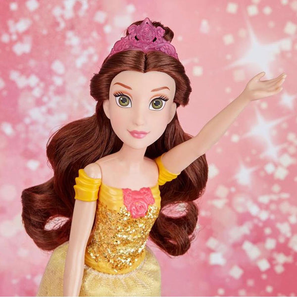 DISNEY PRINCESS ROYAL SHIMMER BELLA E4159
