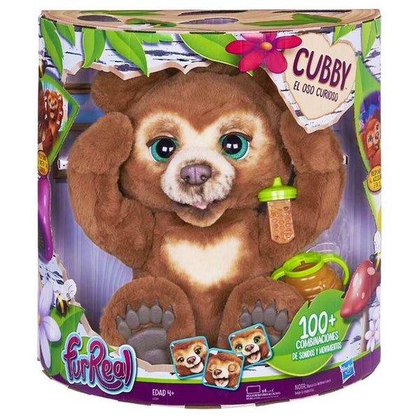 FURREAL FRIENDS BUZZ PET HASBRO E4591